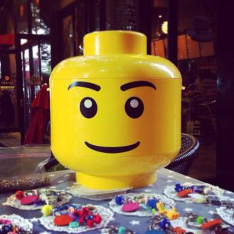 Lego Head
