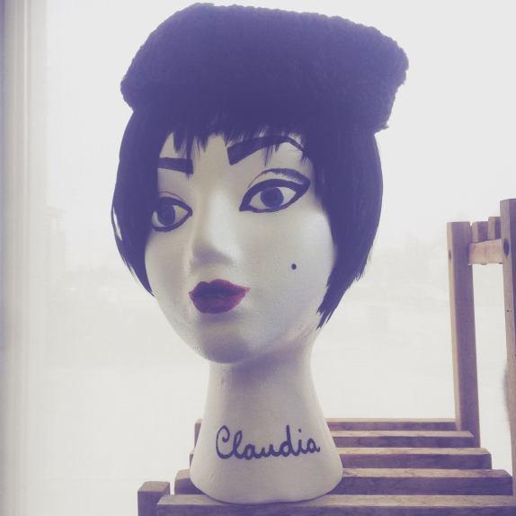 Claudia Head